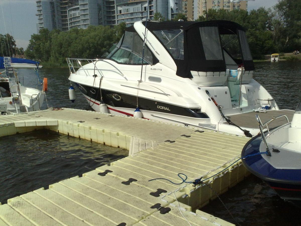 Причал своими руками для лодки
